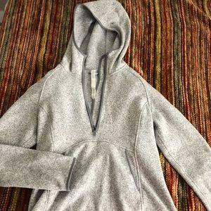 Lululemon 1/2 Zip Sweatshirt